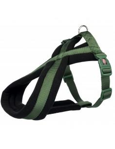 Peitoral para Cães Premium Touring  (Xs) 26-38 Cm / 10Mm (Verde Caça)   Peitoral para cães   Trixie