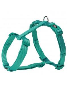 Peitoral para Cães Premium  (Xxs-Xs) 20-32 Cm / 10 Mm (Turquesa) | Peitoral para cães | Trixie