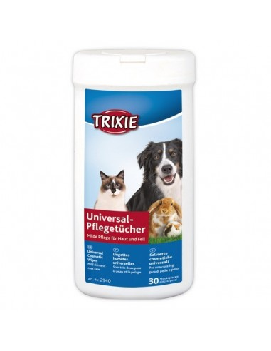 Trixie Toalhetes de limpeza universais Trixie Shampoo e Cosméticos