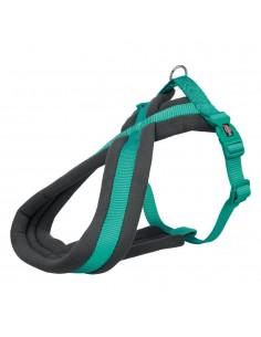 Peitoral para Cães Premium Touring  (S) 35-50 Cm / 20 Mm (Turquesa) | Peitoral para cães | Trixie