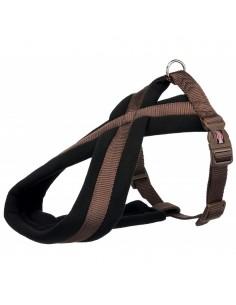 Peitoral para Cães Premium Touring  (L-Xl) 70-100Cm/25Mm (Castanho) | Peitoral para cães | Trixie