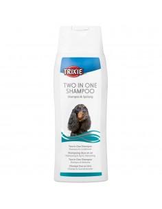 Shampoo Trixie 2 em 1 para cães Trixie Shampoo e Cosméticos