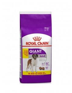 Royal Canin Giant Adult 15+3kg Grátis