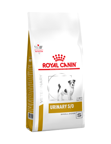 Royal Canin Diet Urinary S/O Small Dog
