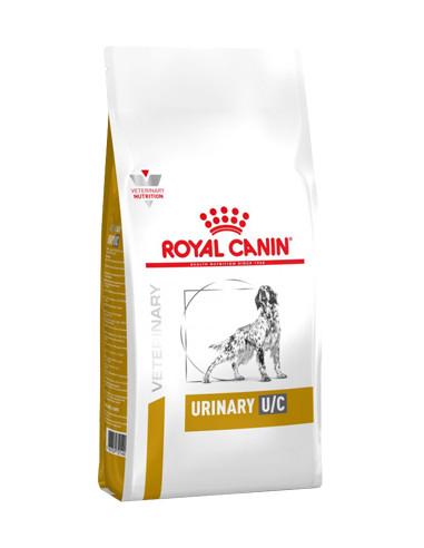 Royal Canin Urinary Diet UC Low Purine UUC18   Ração Medicamentosa para Cães   Royal Canin Veterinary