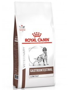 Royal Canin Diet Gastrointestinal Low Fat 12kg | Ração Medicamentosa para Cães | Royal Canin Diet