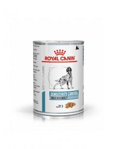 Royal Canin Sensitivity Control (sabor pato) 420gr, Alimento Húmido   Ração Hipoalergenica   Royal Canin Veterinary
