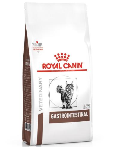 Royal Canin Diet Feline Gastro-Intestinal GI32   Ração Medicamentosa para Gatos   Royal Canin Veterinary