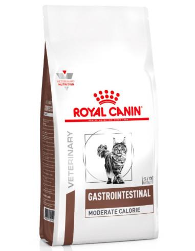 Royal Canin Gastrointestinal Gato Moderate Calorie | Ração Gastrointestinal Gatos | Royal Canin