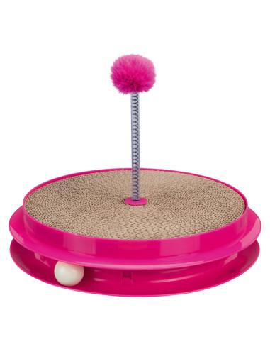 Brinquedo e Arranhador para Gato - 2 em 1 | Gatos | Trixie