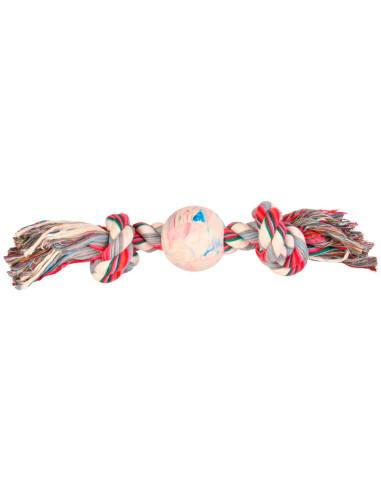 Brinquedo para Cães - Corda com Bola   Cães   Trixie