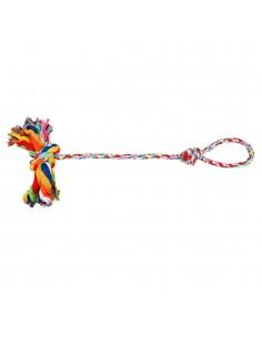 Brinquedo para Cães em Corda com Pega | Cães | Trixie
