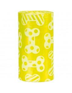 Sacos de Dejetos com Aroma a Limão (4Rolos de20 Unidades) | Cães | Trixie
