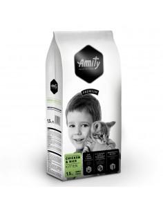Ração Amity Premium Kittten (Chiken & Rice) | Gatos | Amity