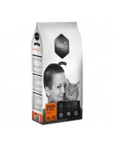 Ração Amity Premium para Gatos (Salmom & Rice) | Gatos | Amity