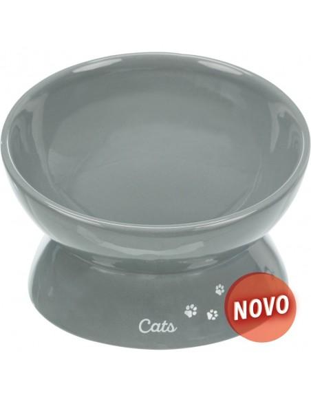 Comedouro para Gatos Alto em Cerâmica | Gatos | Trixie