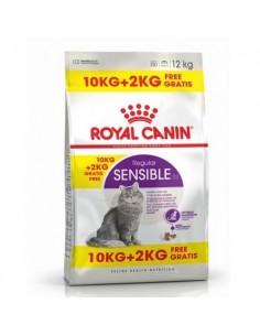 Royal Canin Sensible  10+2KG Grátis