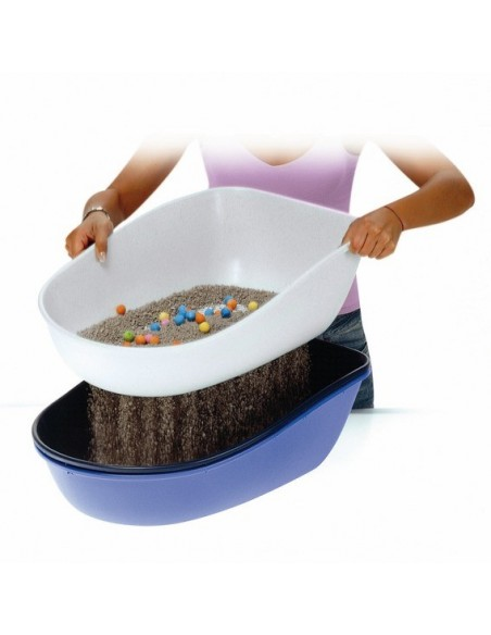 Caixa de Areia Berto   Caixa de areia para gatos   Trixie