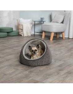 Cama para Cães Gruta Livia (Caqui) | Cães | Trixie