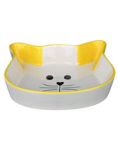 Gamela em Cerâmica   Comedouro para gatos   Trixie