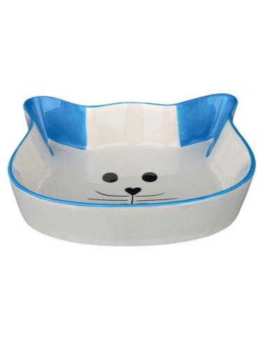 Gamela em Cerâmica Trixie Comedouro para gatos