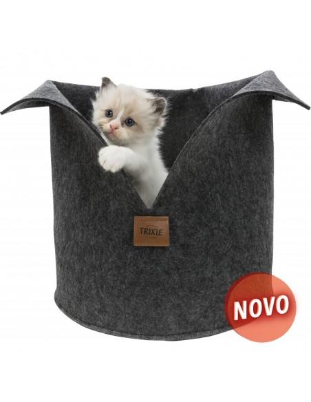 Cama para Gatos gama Luise (Antracite)   Gatos   Trixie