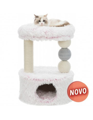 Arranhador para Gato Harvey (Branco/Rosa) | Gatos | Trixie