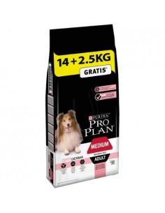Pro Plan Medium Adult Sensitive Skin com Optiderma | Cães | Pro pla
