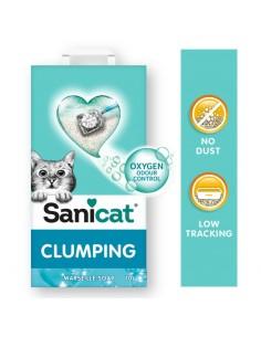 Sanicat Clumping areia...