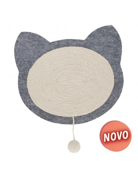 Tapete Arranhador para Gato em Sisal   Gatos   Trixie