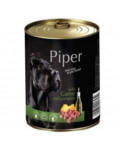 Piper Ração Húmida com Caça e Abobora | Cães | Piper