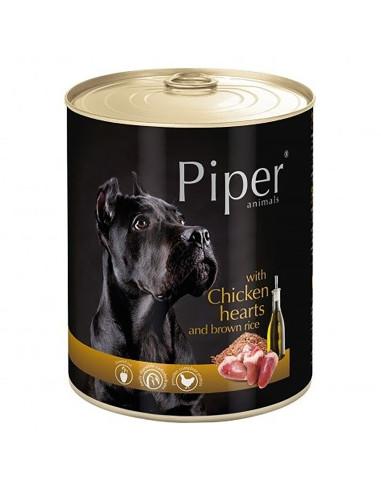 Pipper Ração Húmida com Coração de...