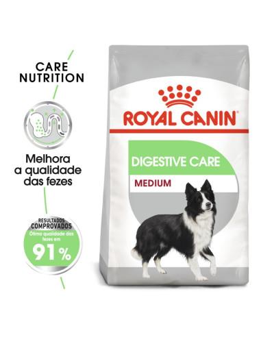 Royal Canin Medium Digestive Care, Alimento Seco Cão | Cuidados Especiais para Cães | Royal Canin
