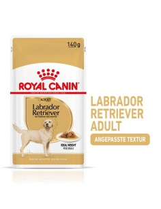 Royal Canin Labrador Adulto, Alimento Húmido