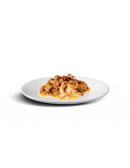 Gourmet Nature`s Creations 4x85gr   Comida para Gato   Gourmet
