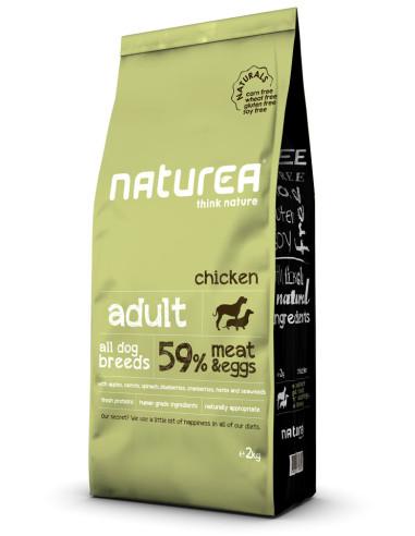 Naturea Ração Adult Chicken   Naturea Naturals   Ração para Cães   Naturea