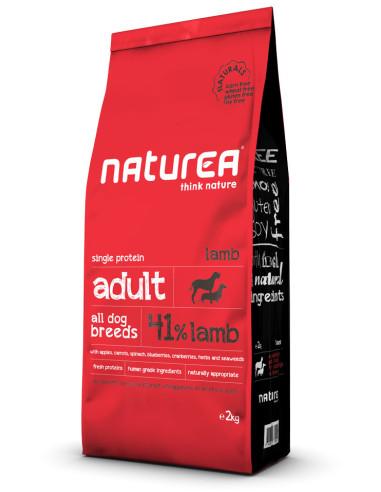 Ração Naturea Adult Lamb| Naturea Naturals | Ração para Cães | Naturea