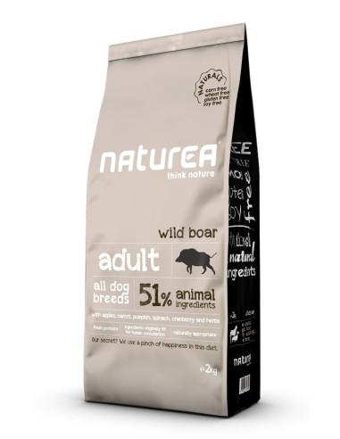 Naturea Ração Adult Javali   Naturea Naturals   Ração para Cães   Naturea