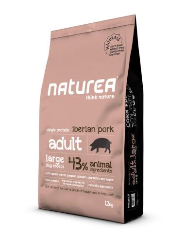 Ração Naturea Adult Large Breed Porco Ibérico   Naturea Naturals   Ração para Cães   Naturea