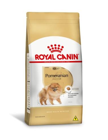 Royal Canin Pomeranian Adult, Alimento seco   Ração Seca para Cães   Royal Canin