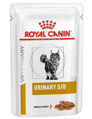 Royal Canin Urinary Gato S/O Gravy