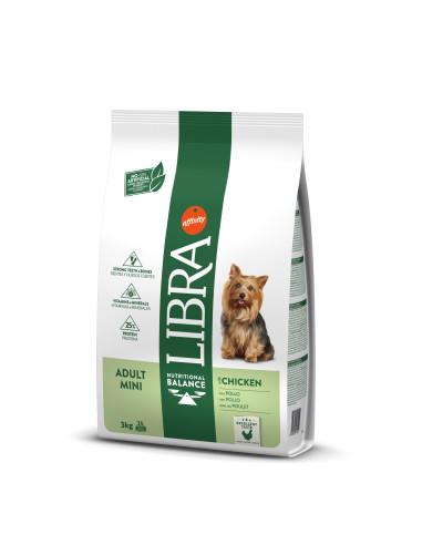 Libra Cão Adulto Mini   Ração Seca para Cães   Libra