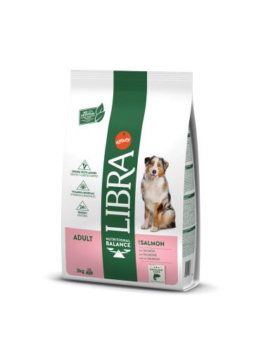 Libra Cão Adulto Salmão   Cuidados Especiais para Cães   Libra