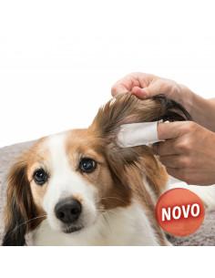 Dedeira Suave para Limpar Ouvido Cães | Cães | Trixie