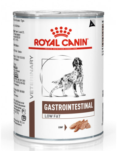 Royal Canin Gastrointestinal Low Fat para Cães, Alimentação húmida | Cães | Royal Canin Veterinary