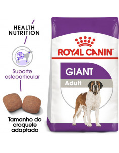 Royal Canin Giant Adult 15kg, Alimento seco cão