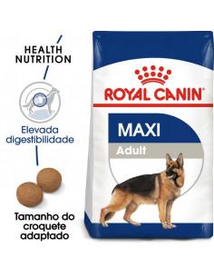 Royal Canin Maxi Adult 15KG, Alimento Seco Cão