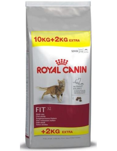 Royal Feline Fit 10 + 2kg Grátis | Gatos | Royal Canin