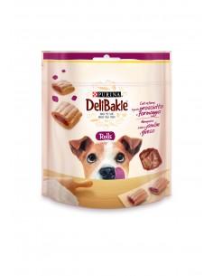 Biscoitos Delibakie Rolls Purina Snacks