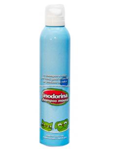 Inodorina Dry Shampoo Mousse Inodorina Shampoo e Cosméticos